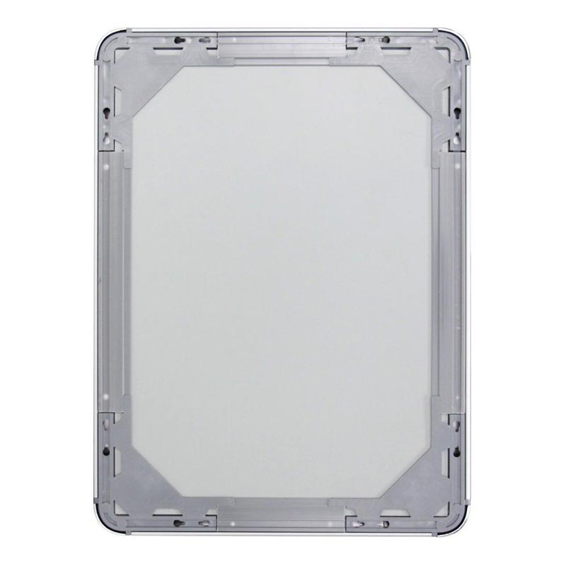 luminum frame light pockets with round corner