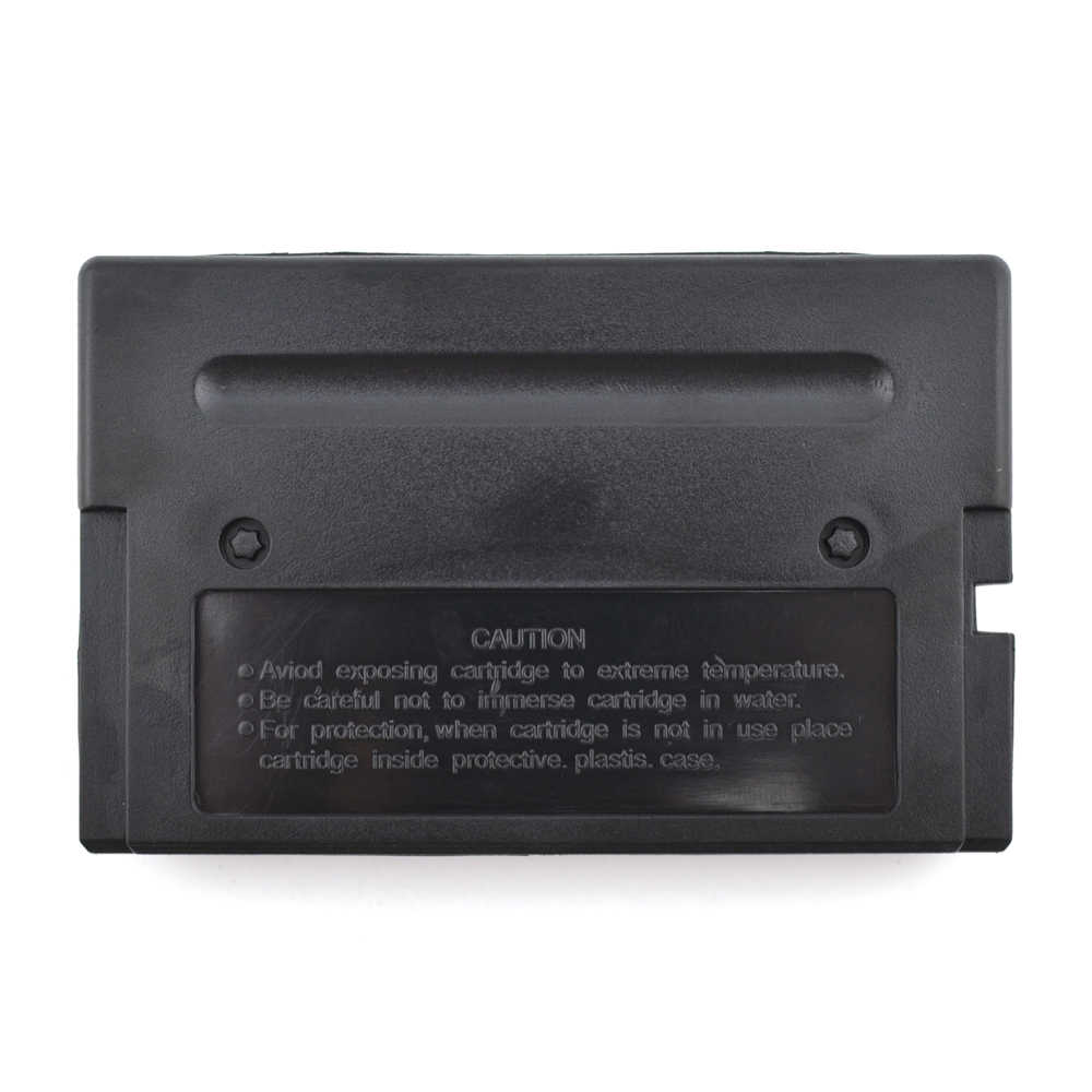 Game Cartridge Case Replacement Plastic Shell for SEGA MEGADRIVE or GENESIS