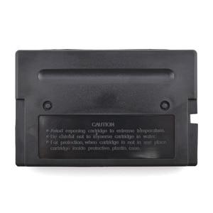 Image 2 - Reemplazo de carcasa de cartucho de juego, carcasa de plástico para SEGA MEGADRIVE MD para GENESIS 2, 10 Uds.