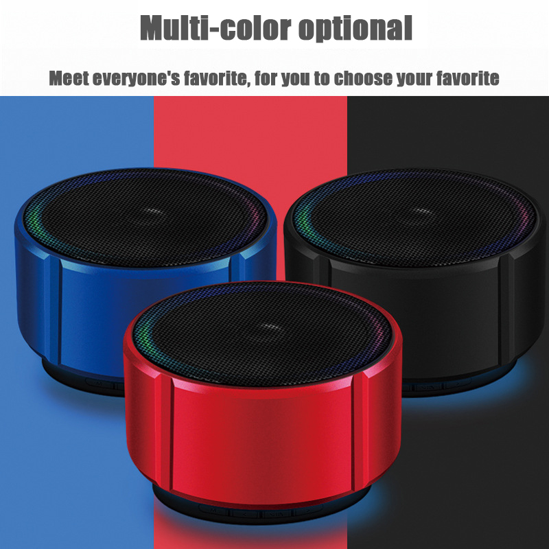 Image 4 - Portable Wireless Bluetooth Speaker With Microphone Radio Music Play Support TF Card Speakers For iPhone Huawei Xiaomi-in Subwoofer from Consumer Electronics