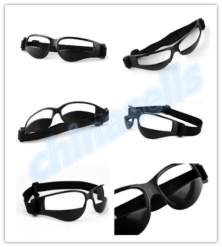 80pcs male anti bow basketball glasses frame anti down glasses sport eyewear frame professional basketball training tool