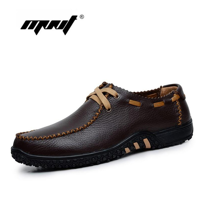 Shoes men Fashion style men casual shoes plus size genuine leather men flats shoes Best quality zapatos hombre cbjsho brand men shoes 2017 new genuine leather moccasins comfortable men loafers luxury men s flats men casual shoes