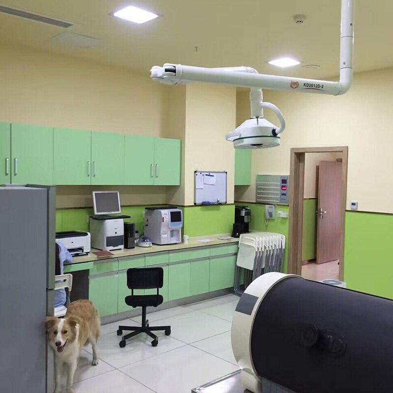 TDOUBEAUTY 36 w KD-2012D-2 Plafond Monté LED Examen Médical Chirurgical Lumière Sans Ombre Lampe Animal Bureau Traitement Éclairage