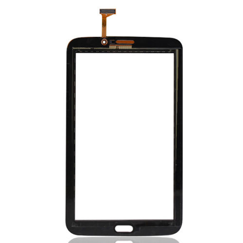 Black / White Touch Screen Panel Sensor Digitizer Glass For Samsung Galaxy Tab 3 7.0 T210 SM-T210 100% Test new 7 inch for samsung galaxy tab 3 t210 sm t210 tab3 lcd touch screen lens glass outer front panel free shipping