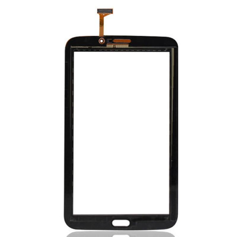 Black / White Touch Screen Panel Sensor Digitizer Glass For Samsung Galaxy Tab 3 7.0