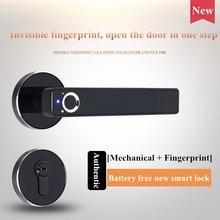 Биометрический дверной замок отпечатка пальца умный электронный замок для дома и офиса