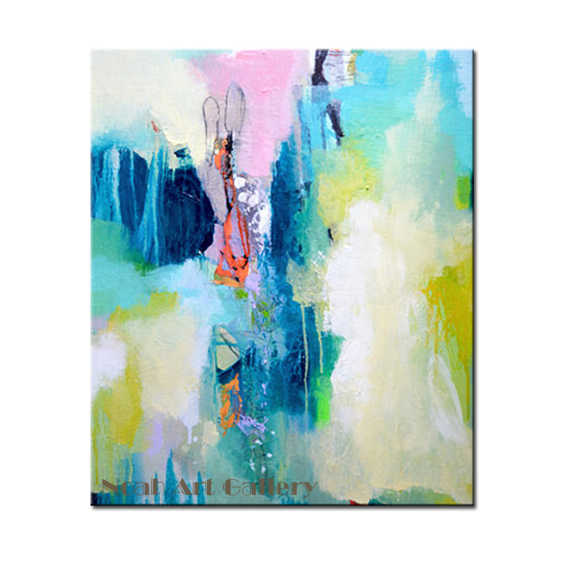 The gallery for abstract acrylic painting ideas for Abstract mural ideas