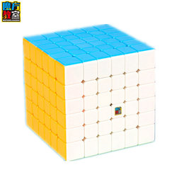 New Arrival of MoYu Cubing Classroom 6Layer MF6 6x6x6 Cube Black/Stickerless MF Puzzle Cube Toys For Children Magic Cube