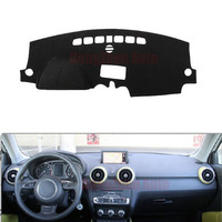 For Audi A1 2012 2016 Car Dashboard Avoid Light Pad Instrument Platform Desk Cover Mat With