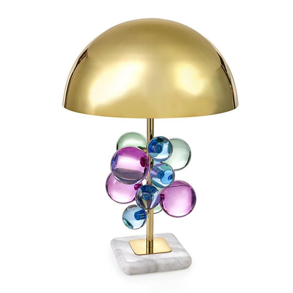 led e27 Nordic Iron Crystal Marble LED Lamp.LED Light.Table Lamp. Desk Lamp.LED Desk Lamp For Bedroomled e27 Nordic Iron Crystal Marble LED Lamp.LED Light.Table Lamp. Desk Lamp.LED Desk Lamp For Bedroom