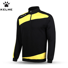 2017 Men's Sweater Outdoor Sports Men High Quality Football Jerseys Training Long Sleeve Pullover Clothing Thermal Top Jackets