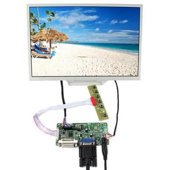 DVIVGA lcd controller board RT2281 with 12.1inch LQ121K1LG52 1280x800 industrial Lcd screen