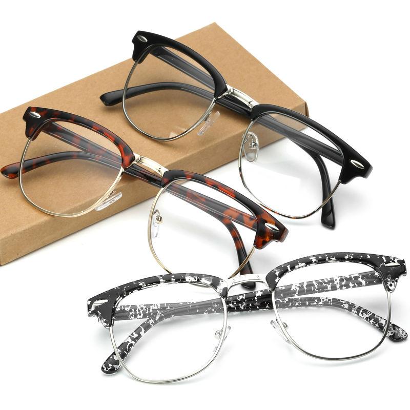 Vintage Rimless Eyeglasses 85