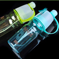 Molle Water Bottle Portable Eco-Friendly sports vial A bottle of drinking water sports May Botley bottle spray out water