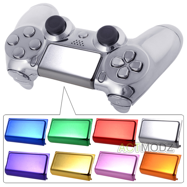 US $4 99 |Custom Touch Pad Replacement Parts for Playstation 4 PS4  Controller Chrome Color-in Replacement Parts & Accessories from Consumer