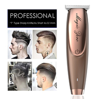 Professional Electric Hair Clipper Rechargeable Hair Trimmer Beard Razor for Men Barber Hair Cutting Shaving Machine Waterproof