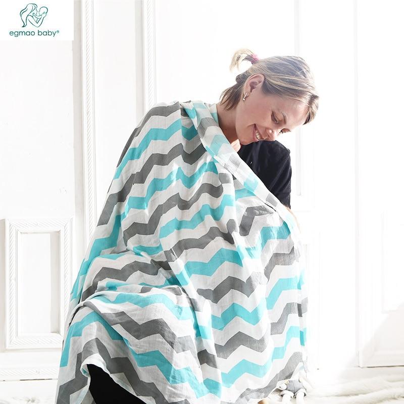 Neweborn Baby Muslin Swaddle Blanket 120*120 CM Baby Blanket Cotton Bath Gauze Infant Wrap Sleepsack Stroller Cover Play Mat