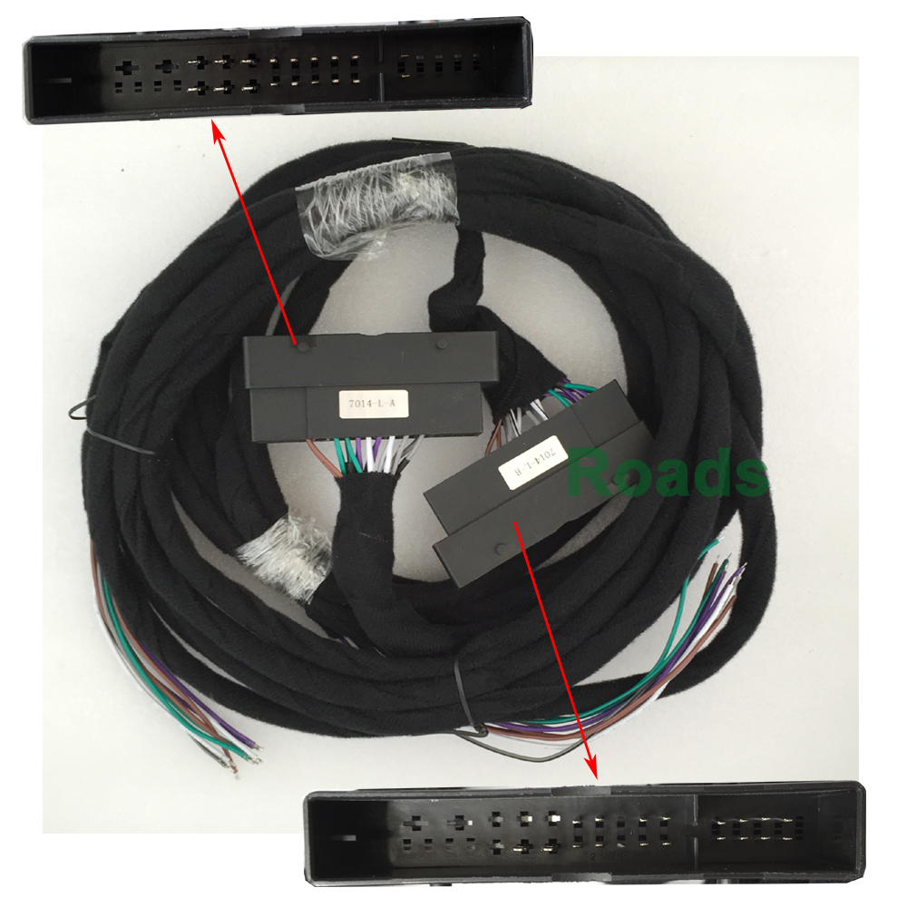 Power cable for our Car DVD