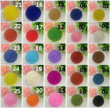 15g/lot 2mm Crystal Spacer Czech Glass Seed Beads For Jewelry Making Handmade DIY Earring Necklace Charms
