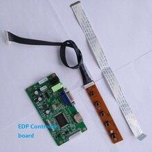 for B156XTN08.0 KIT VGA LCD EDP DRIVER monitor 1366X768 DIY 40Pin SCREEN display Controller board 15.6″