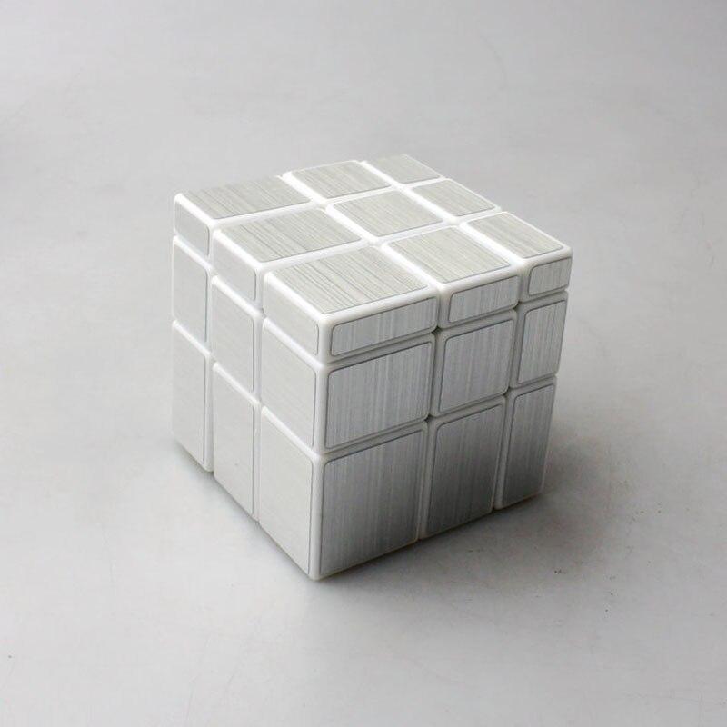 Shengshou головоломка куб 3x3x3 зеркало Конструкторы Bump извилистая головоломка очень гладкой головоломка Игрушечные лошадки Best подарок стресс сн... ...