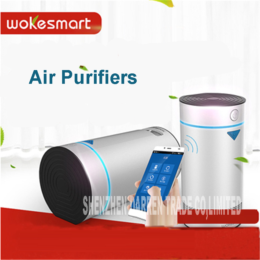 ФОТО 5V 1A Fridge Freshener Ionizer Air Purifier  Food Drink Refreshing Conservative Waterproof Anion Ozone Sterilizer Control APP