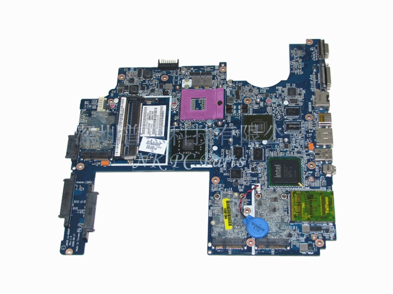 507169-001 Main board For Hp Pavilion DV7 DV7-1200 Laptop Motherboard JAK00 LA-4083P PM45 DDR2 GeForce 9600M