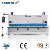 QC11K Series hydraulic angle iron Shearing Machine