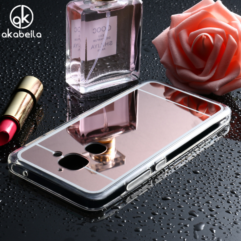 AKABEILA Mirror Phone Cover Case For LETV LeEco <font><b>Le</b></font> <font><b>2</b></font> Pro X20 X25 <font><b>Le</b></font> <font><b>2</b></font> X620 X621 X526 <font><b>X527</b></font> LeEco <font><b>Le</b></font> S3 x626 Bag Covers image