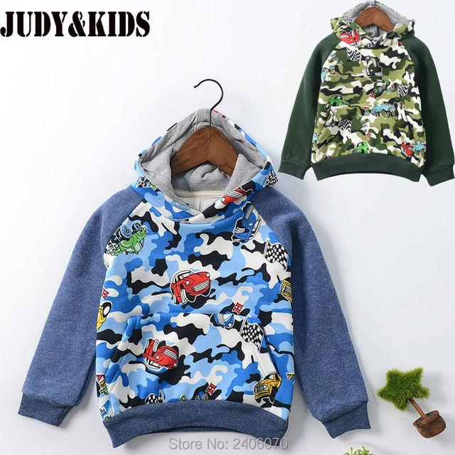 Camuflagem veludo hoodies crianças meninos roupa do inverno camo bape jaqueta carro impresso t shirt meninas crianças moletom sportswear