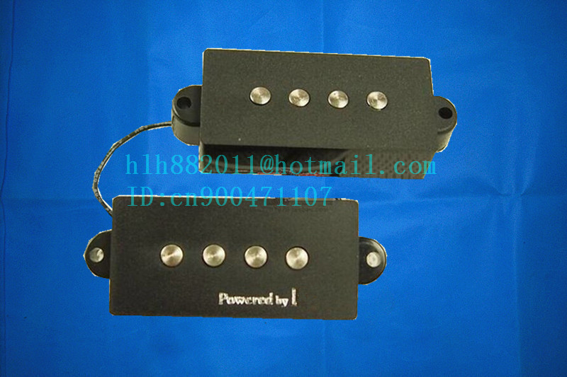free shipping new 4 strings electric bass guitar pickup in black made in South Korea  LA-8157 free shipping 2017 new ernie ball musicman sting ray 4 strings white electric bass guitar in stock active pickups 1 15
