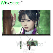 wiseccoco 27 inch 4K 3840*2160 IPS LCD screen dispaly with 3HDMI 30 pins controller board for computer monitor display