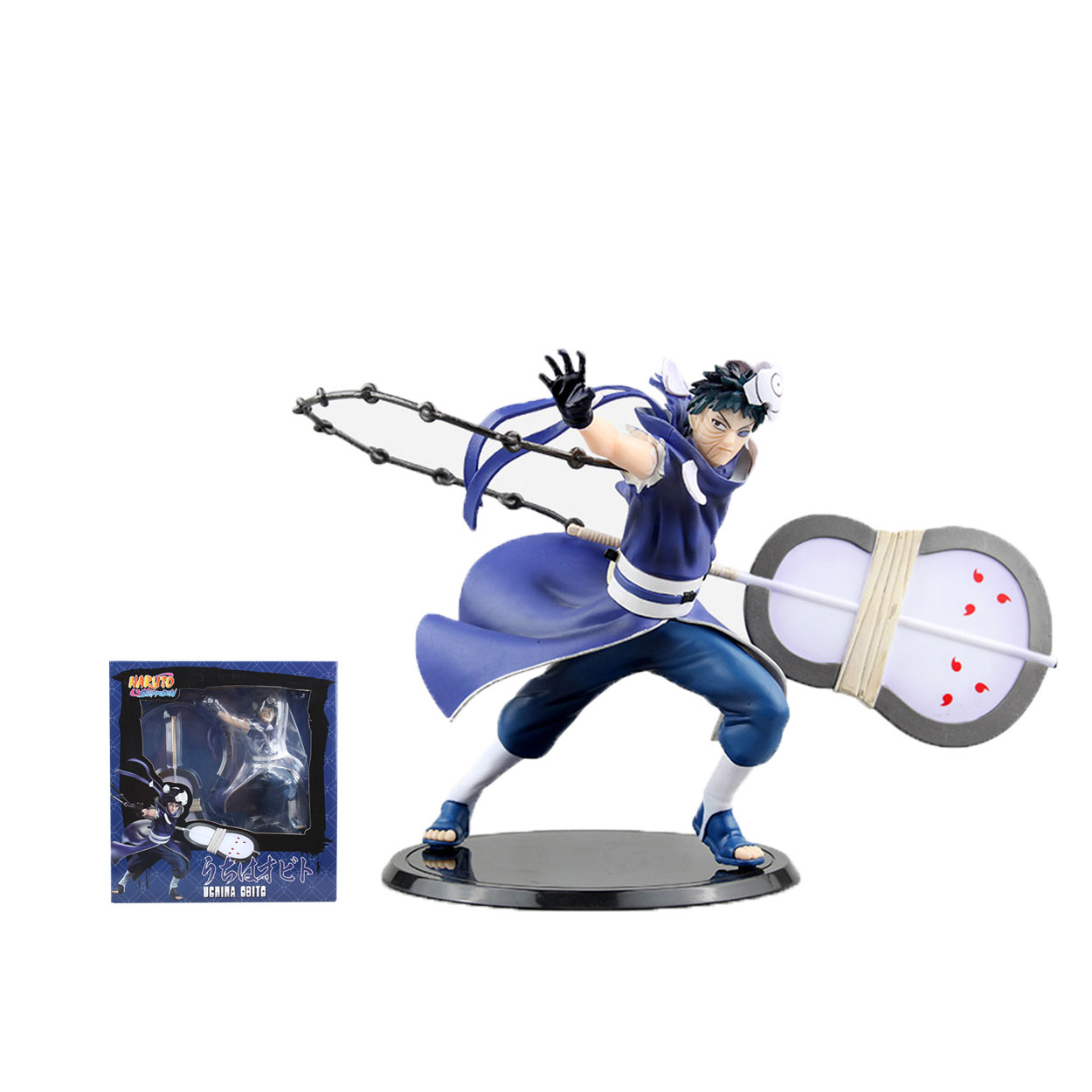 16CM <font><b>Naruto</b></font> <font><b>Uchiha</b></font> <font><b>Obito</b></font> XTRA <font><b>PVC</b></font> <font><b>Action</b></font> <font><b>Figure</b></font> Kid Gift Doll Fan Collection Uzumaki <font><b>Naruto</b></font> <font><b>PVC</b></font> <font><b>Action</b></font> <font><b>Figure</b></font> <font><b>Anime</b></font> Model Toys