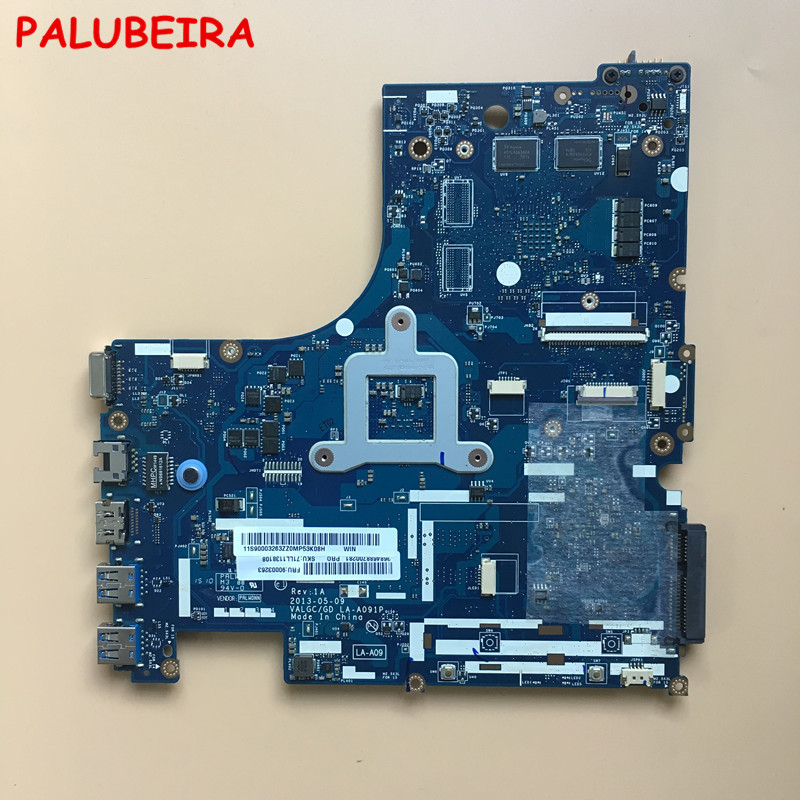 Image 2 - PALUBEIRA LA A091P laptopa płyty głównej płyta główna w nadaje się do Lenovo G505S płyty głównej płyta główna DDR3 testowane działa idealnePłyty główne do laptopów   -
