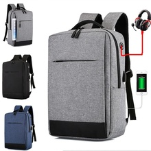 Multifunctional Backpack Laptop Computer Notebook  Teenage School Bags Boy Men Business USB Charge