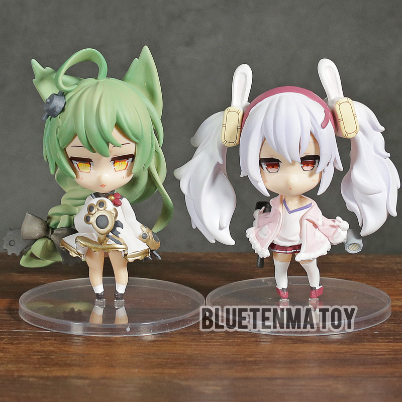 Azur Lane Q Edition Clay Man Akashi Uss Laffey Box Egg Doll Pvc Action Figure Collectible Model Toy Box-packed 10cm Various Styles Toys & Hobbies
