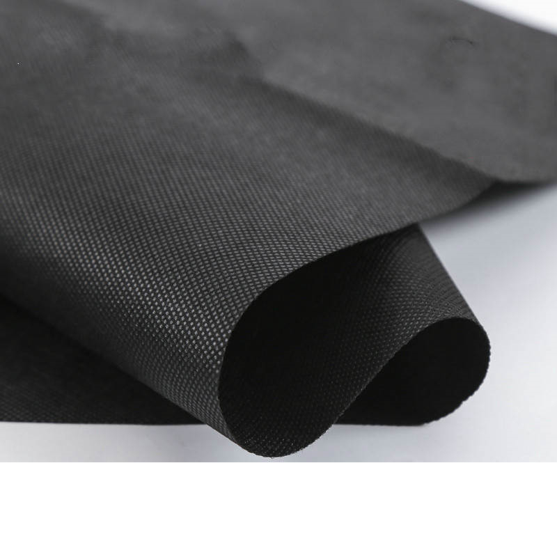 1 PC 100*160 cm 40/50/60/70/80/90g White Black Non-woven Fabric Interlinings Background Cloth Home-textile Patchwork DIY Linings