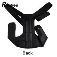 Black Shoulder Support Pads Bandage Guard Brace Wraps Breathable Hiking Back Support Outdoor Sports Strap