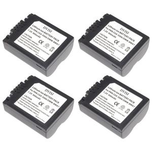 Image 2 - Batería reemplazable CGA S006 CGR CGA S006E S006 S006A BMA7 DMW BMA7 para Panasonic DMC FZ7 FZ8 FZ18 FZ28 FZ30 FZ35 FZ38 FZ50, 2 unidades