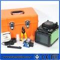 Orientek T40 fusionadora De Fibra Óptica Máquina de Empalme de fibra óptica fusionadora con Fiber Cleaver Orientek T30C Opticial