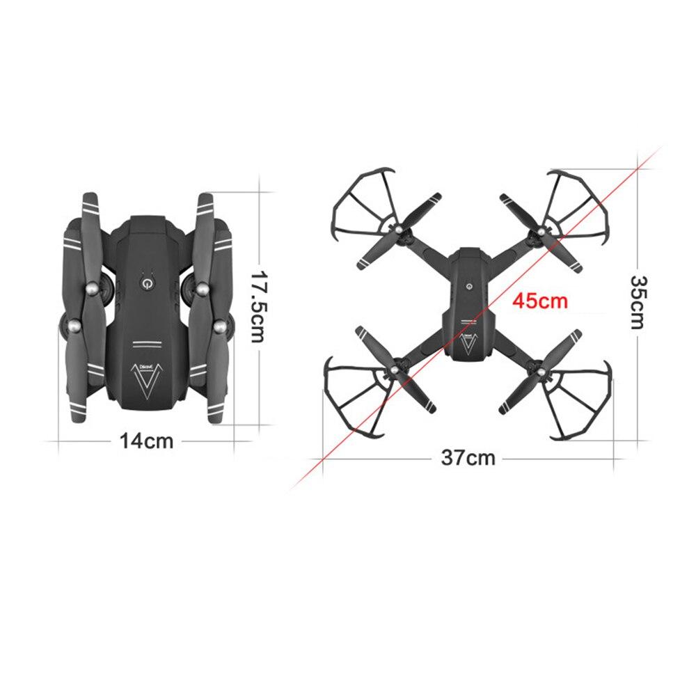 Image 5 - ドローン 1080 1080p HD 空中プロドローン WIFI FPV Quadcopter インテリジェントフォロー飛行 20 分 RC ヘリコプター A908 -    グループ上の おもちゃ & ホビー からの ラジコン ヘリコプター の中
