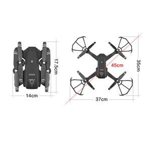 Image 5 - Drone 1080 p HD אווירי מקצועי drone WIFI FPV Quadcopter אינטליגנטי טיסה מעקב 20 דקה RC מסוק A908