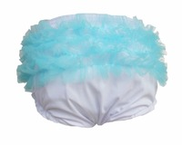 Adult Baby Ruffle Panties Bloomers incontinence Diaper Cover/FMP03 1&6,M / L / XL