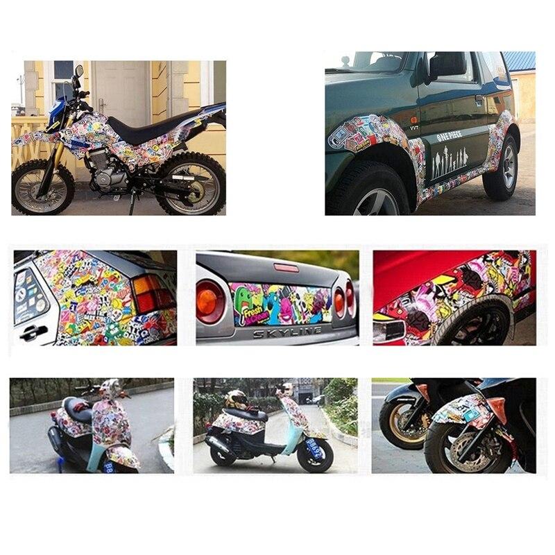 Car styling Car sticker Bomb Sticker Cartoon Car Wrap PVC Bomb Sticker for Car Auto Decal Wrapping Sheet 20x60 bimast bomb premium купить челябинск