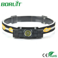 BORUiT XM L2 LED Headlamp Flashlight 4 Modes 1000lm Rechargeable Headlights Camping Hunting Head Torch Running