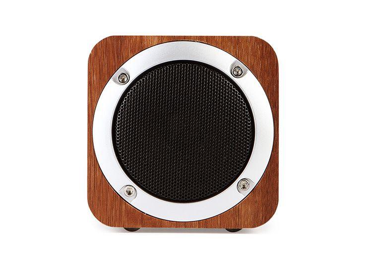 Portable Cubic Mini Stereo Wireless Speaker TF Card FM Radio MP3 Player Sweet