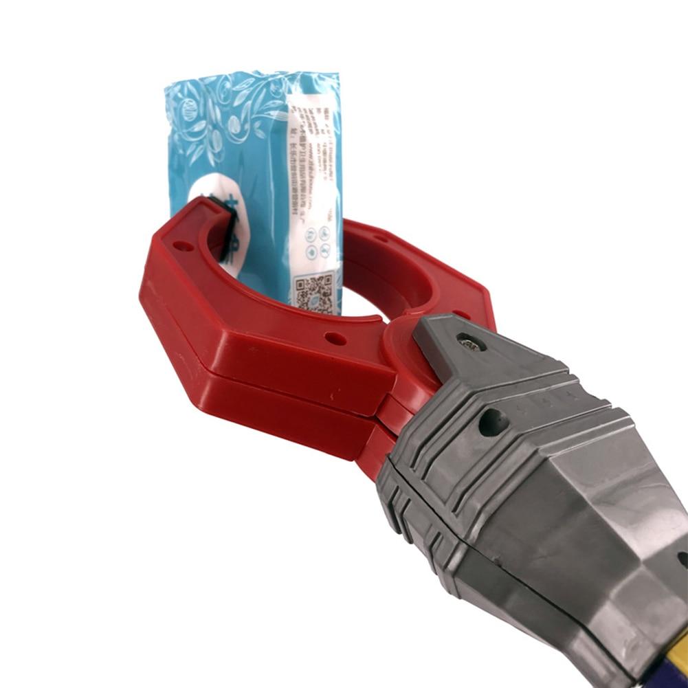 Механический Зажим Робот захватывающая игрушка красный желтый регулирование силы манипулятор Игра новая безопасность пластиковые игрушки для детей интересно