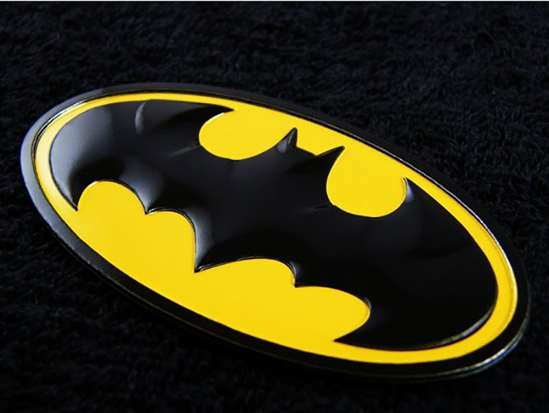 Batman Car Badge Ford