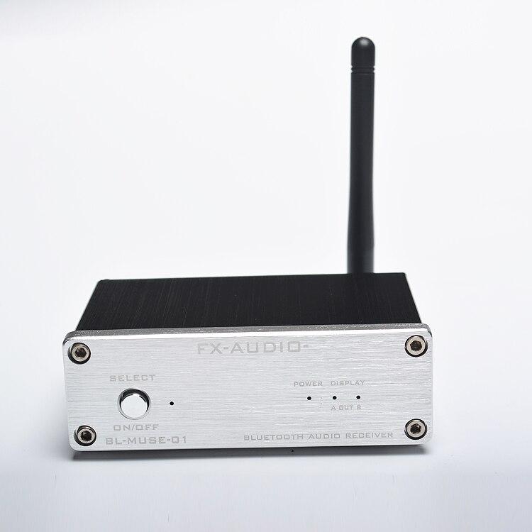 FX-AUDIO Fidélité HIFI Sans Perte Bluetooth Audio Récepteur fiber coaxial sortie peut être connecté à un pur amplificateur numérique