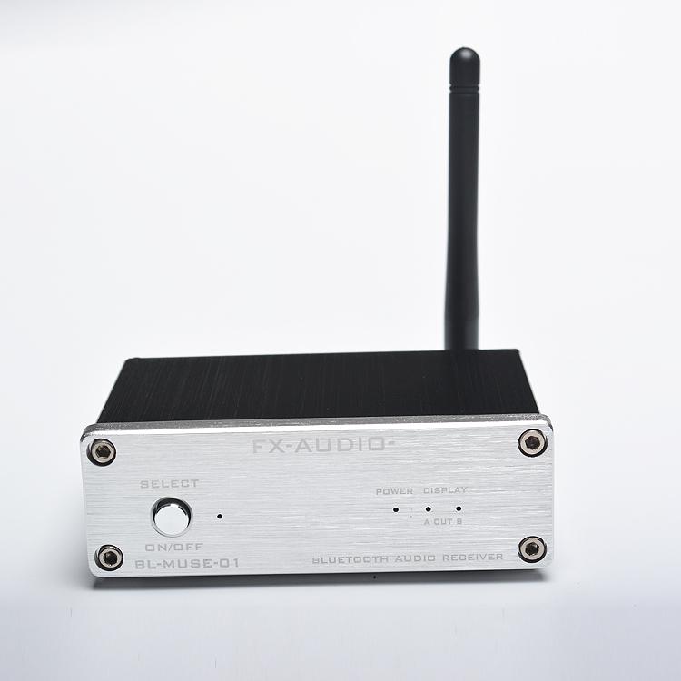 Prix pour FX-AUDIO Fidélité HIFI Sans Perte Bluetooth Audio Récepteur fiber coaxial sortie peut être connecté à un pur amplificateur numérique